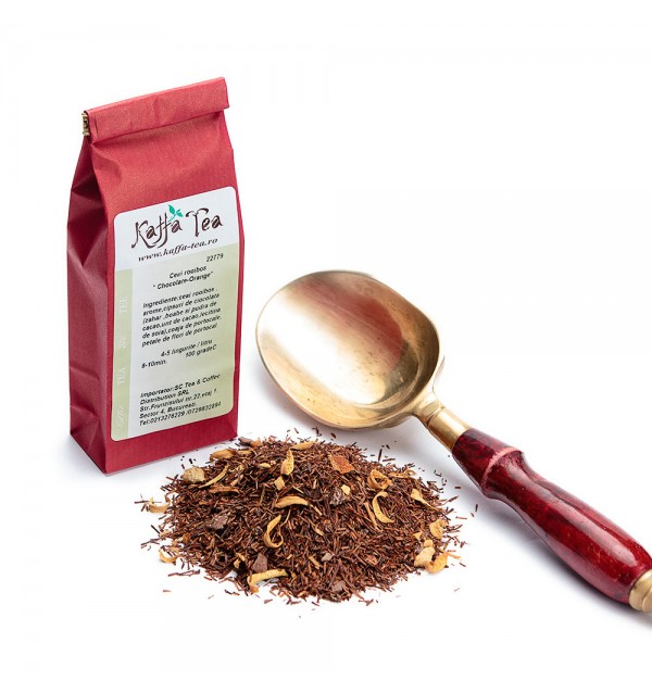 Ceai rooibos Orange / Chocolate